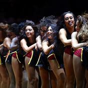 Les cheerleaders de Cleveland