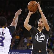 Golden State, l'invincibilité se poursuit