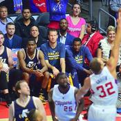 Rudy Gobert face aux Clippers