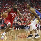 Houston se rebelle et domine Golden State