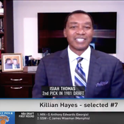 Isiah Thomas sur NBA TV