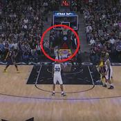 Le geste de grande classe de Parker avec les Spurs