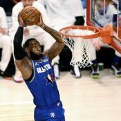 LeBron James : «On a senti la présence de Kobe du début à la fin»