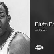 Légende maudite de la NBA, Elgin Baylor est décédé