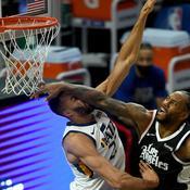 Les Clippers viennent bout du Jazz de Gobert