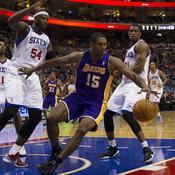 Philadelphie - L.A. Lakers 98-111