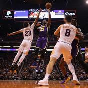 Les Lakers reprennent leur marche en avant, Trae Young affole les compteurs