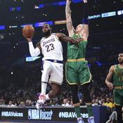 Les Lakers se vengent de Boston, les Raptors dévorent les Pacers