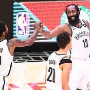 NBA : les Nets, premiers qualifiés à l'Est pour les play-offs