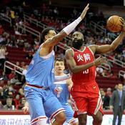 Les Rockets prennent le pouvoir à l'Ouest