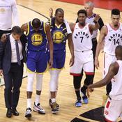 Lowry sur Durant : «On ne veut jamais voir un frère aller au tapis»