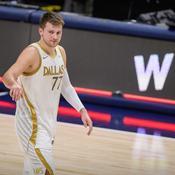 NBA : Doncic porte Dallas, Antetokounmpo et Tatum dépassent la quarantaine