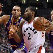 NBA : Kawhi Leonard frappe fort contre Utah