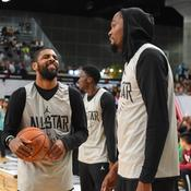 Kyrie Irving & Kevin Durant