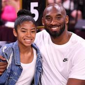 Gianna et Kobe Bryant