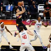 NBA : le grand retour de Phoenix en play-offs
