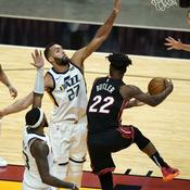 NBA : Le Heat de Miami refroidit Utah, les Lakers renouent avec la victoire