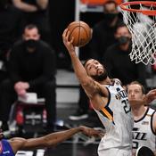 NBA: Le Jazz porté par ses snipers (et Gobert), coup d'arrêt pour les Lakers
