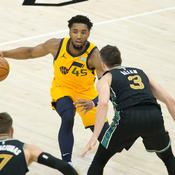 NBA: le Jazz tient la distance, Philly fête le retour d'Embiid