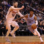 NBA : Le monumental dunk de Ja Morant avec les Grizzlies