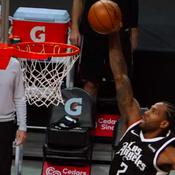 NBA: Leonard fait gagner les Clippers, Durant n'empêche pas le revers des Nets