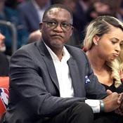Dominique Wilkins au All Star Game 2019