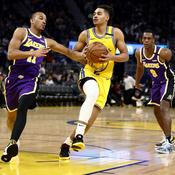 NBA : les Lakers, sans LeBron James, humilient Golden State