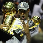 Kobe Bryant - Crédit : Emmanuel DUNAND / AFP