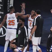 NBA : les Nets et les Sixers trébuchent, huitième victoire de rang pour les Knicks