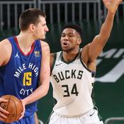 NBA : porté par un grand Jokic, Denver humilie Milwaukee
