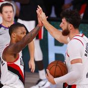 NBA : Portland et San Antonio s'accrochent, déjà deux éliminés