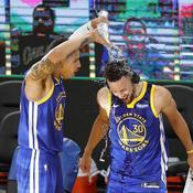 NBA : Stephen Curry dans la légende