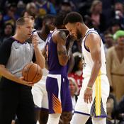 NBA : Stephen Curry se casse la main gauche, peur sur Golden State