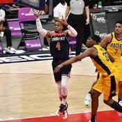 NBA : Westbrook et Harden en mode MVP, Fournier part du mauvais pied