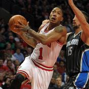 Chicago Bulls Derrick Rose Orlando Magic Hedo Turkoglu