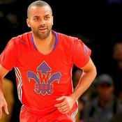Tony Parker All Star Game