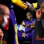 Pat Riley, Kobe Bryant et LeBron James