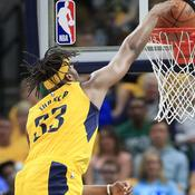Myles Turner - Crédit : Andy Lyons/Getty Images/AFP