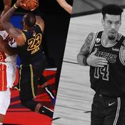 Jimmy Butler face à LeBron James, Danny Green