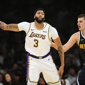 Trois de chute pour les Lakers, battus par Denver
