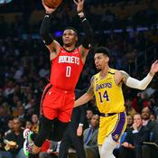 NBA: Westbrook et Antetokounmpo affolent les statistiques