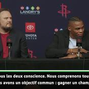 Westbrook : «Pour gagner, il faut sacrifier des parties de son jeu»