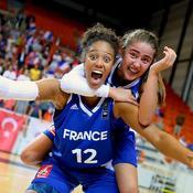 WNBA: Première dans l'histoire avec deux Françaises draftées, Rupert et Fauthoux