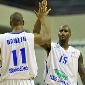 Lamont Hamilton, Jawad Williams