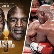 23 ans après le fameux combat de «la morsure», Tyson et Holyfield vont-ils remonter sur le ring ?