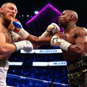 Le meilleur du combat Mayweather-McGregor en vidéo