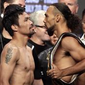 Manny Pacquiao défie le temps et KeithThurman