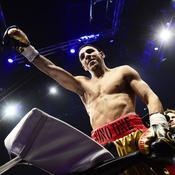 Nordine Oubaali triomphe au bout de son rêve à Las Vegas