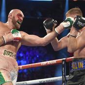 Combat à la «Rocky»: Fury s'est saigné pour vaincre Wallin