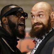 La tension monte avant le «combat de l'année» entre Wilder et Fury